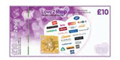 £10 High Street Giftcard